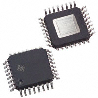 DRV591VFPRG4 TI IC PWM PWR DRVR HI-EFF 32-HLQFP