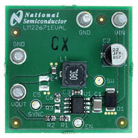 LM22671EVAL/NOPB|TI|BOARD EVALUATION FOR LM22671