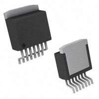 LM2586SX-5.0/NOPB|TI|DC-DC开关稳压器芯片|IC REG MULTI CONFIG 5V TO263-7