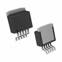 LM2591HVS-ADJ|TI|IC REG BUCK ADJ 1A TO263-5