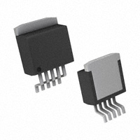 LM2592HVSX-3.3/NOPB TI DC-DC开关稳压器芯片 IC REG BUCK 3.3V 2A TO263-5