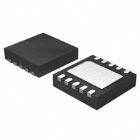 LM2695SD/NOPB TI IC REG BUCK ADJ 1.25A 10LLP