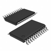PCA9539PWRE4|TI|IC I/O EXPANDER I2C 16B 24TSSOP