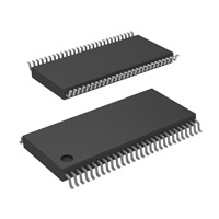 SN74LVT16500DGGR|TI|通用总线函数逻辑芯片|IC UNIV BUS TXRX 18BIT 56TSSOP