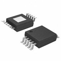 TPS62020DGQ|TI|IC REG BUCK SYNC ADJ 0.6A 10MSOP